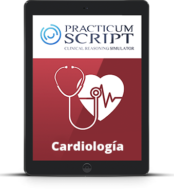 Curso de simulación avanzada Practicum Script de Cardiología. Reducción de fallos cognitivos que se asocian a errores médicos.