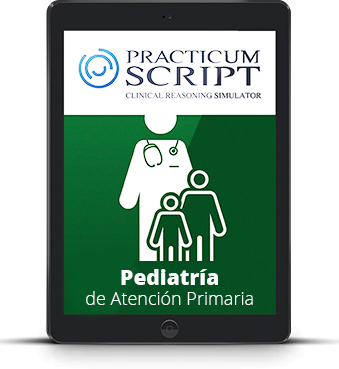 Curso de simulación avanzada Practicum Script de Pediatría. Reducción de fallos cognitivos que se asocian a errores médicos.
