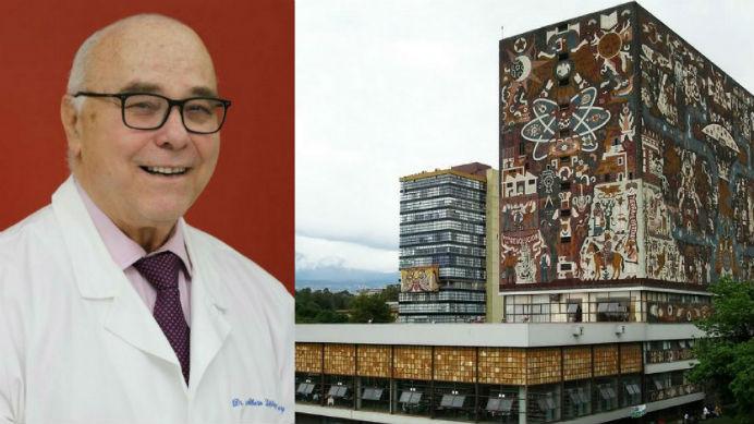 """Prof. Dr. Lifshitz: """"Estructurar el pensamiento diagnóstico y el terapéutico es una necesidad pedagógica no resuelta"""""""