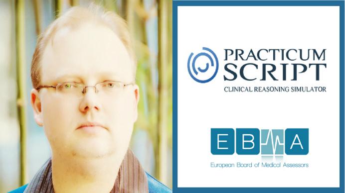 """El Dr. Collares explica el aval de EBMA a Practicum Script: """"Más allá de medir el conocimiento, incide en el aprendizaje significativo"""""""
